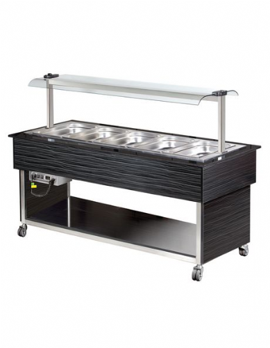 Blizzard BB5-HOT Buffet & Heated Display